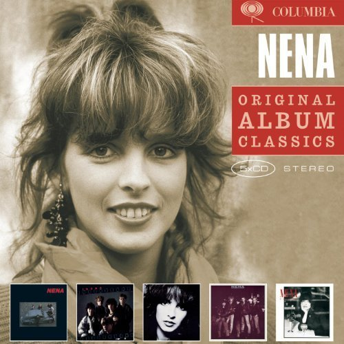 Nena - Original Album Classics (2010) FLAC/MP3