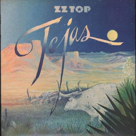 ZZ Top - Tejas [Vinyl-Rip] (1976) FLAC