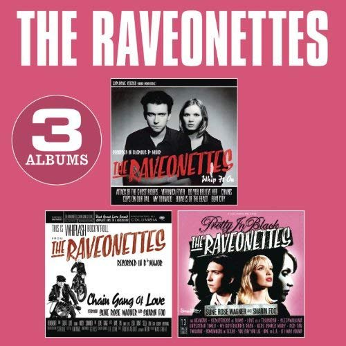 The Raveonettes - Original Album Classics (2014)