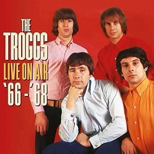 The Troggs - Live On Air 66-68 (2019) FLAC/MP3