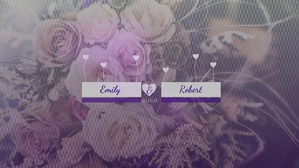 Wedding Memory Slideshow 160647