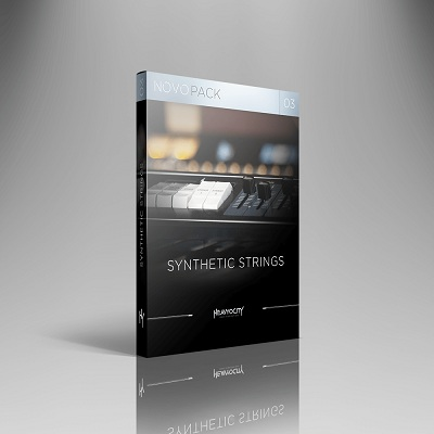 Download Heavyocity Novo Pack 03 Synthetic Strings KONTAKT