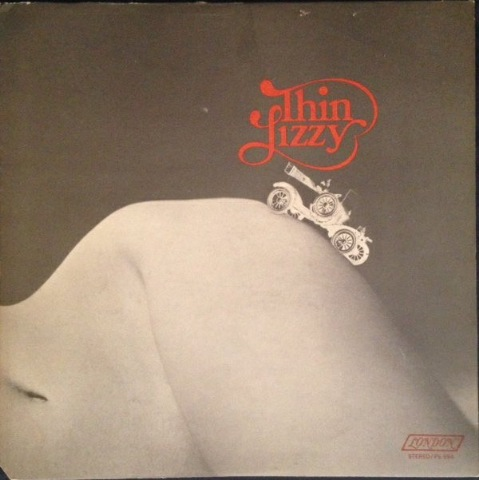 Download Thin Lizzy - Thin Lizzy [Vinyl-Rip] (1971) FLAC - SoftArchive