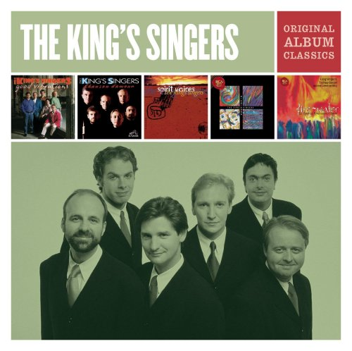 The King.s Singers - Original Album Classics (2013)