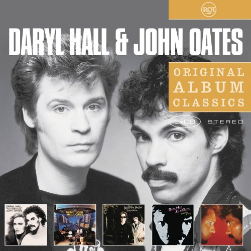 Daryl Hall & John Oates - Original Album Classics (2008) FLAC/MP3