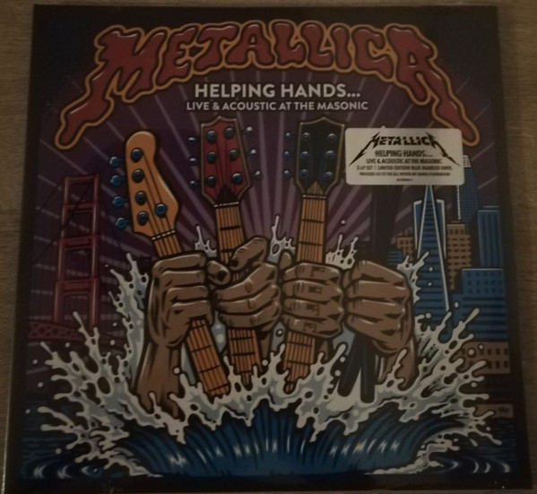 Download Metallica - Helping Hands…Live & Acoustic At The