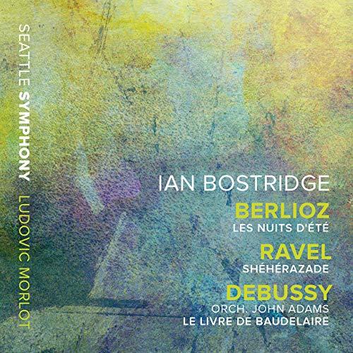 Download Ian Bostridge Berlioz Les Nuits D Ete Ravel