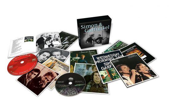 Simon & Garfunkel   The Complete Album Collection 1964 2008 [12 CD Box Set] (2014) MP3 320 Kbps