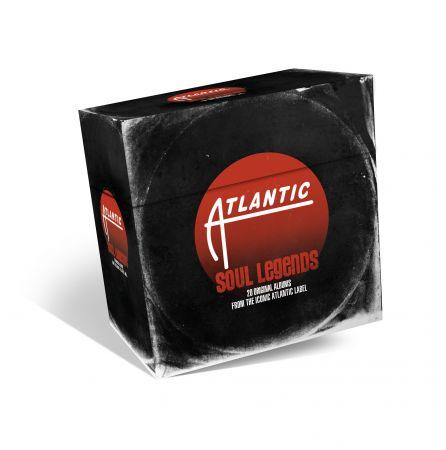 VA - Atlantic Soul Legends (20 CD) (2012) MP3