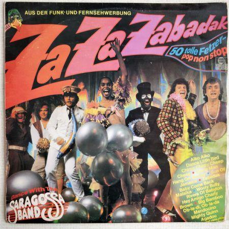 Saragossa Band - Za Za Zabadak: 50 Tolle Fetzer-Pop Non Stop - Dance (1981) [LP,24bit/192kHz]