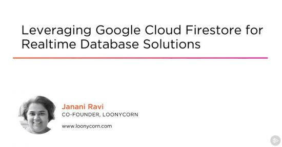 Download Leveraging Google Cloud Firestore for Realtime