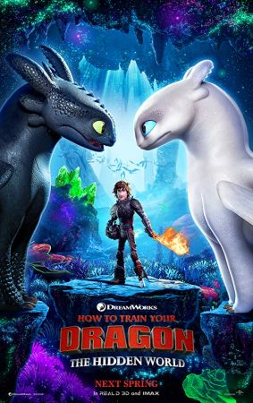 Download How to Train Your Dragon 3 2019 720p HC NEW HDRip-1XBET