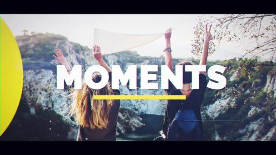 MotionArray - Moments - 141384