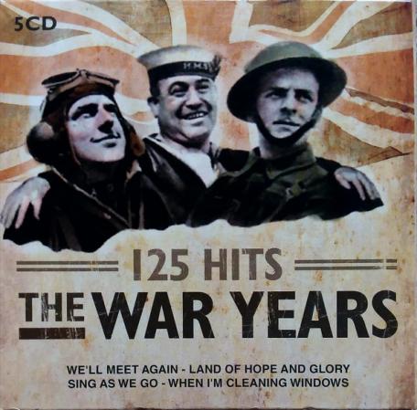 VA - 125 Hits The War Years (5 CD Box Set) (2009) FLAC/MP3