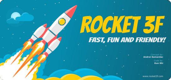 Rocket 3F 1.6 Pro.