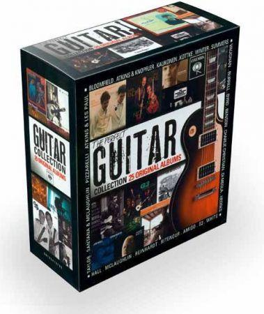 VA   The Perfect Guitar Collection. 25 Original Albums (2012) MP3 320 Kbps
