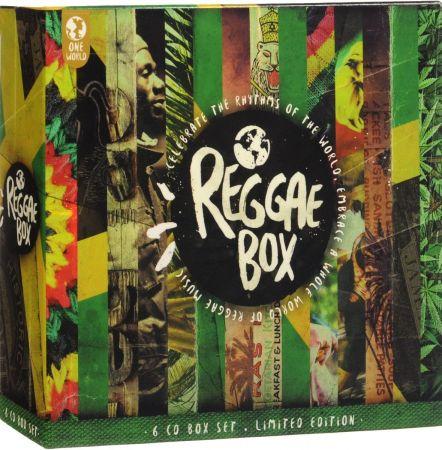 VA - Reggae Box (6CD Deluxe Limited Edition Box Set, 2016)