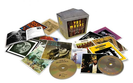 Taj Mahal - The Complete Columbia Albums Collection (15CD Box Set) - 2013, MP3