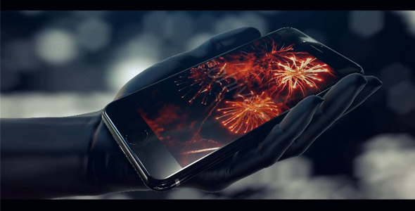 Videohive Phone Reveal.