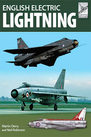 English Electric Lightning.
