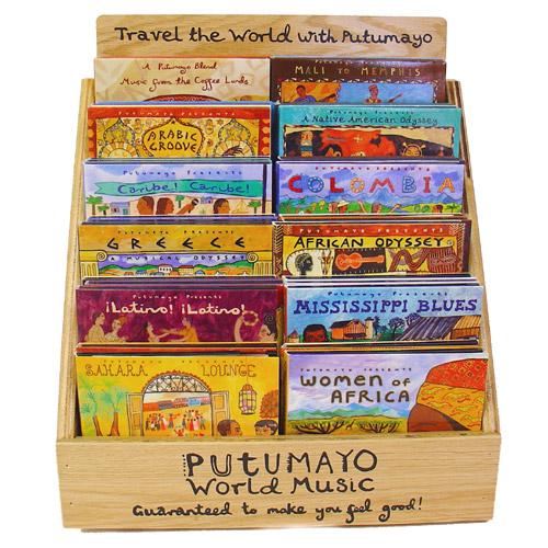 VA - Putumayo Presents & Putumayo Kids Presents (1993-2018) MP3