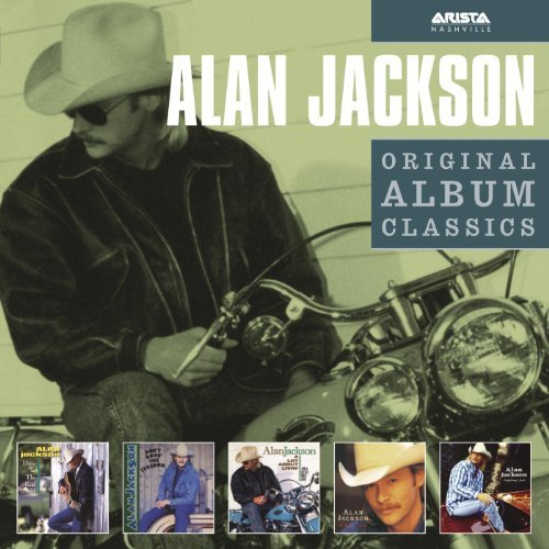 Alan Jackson - Original Album Classics (2011) FLAC/MP3