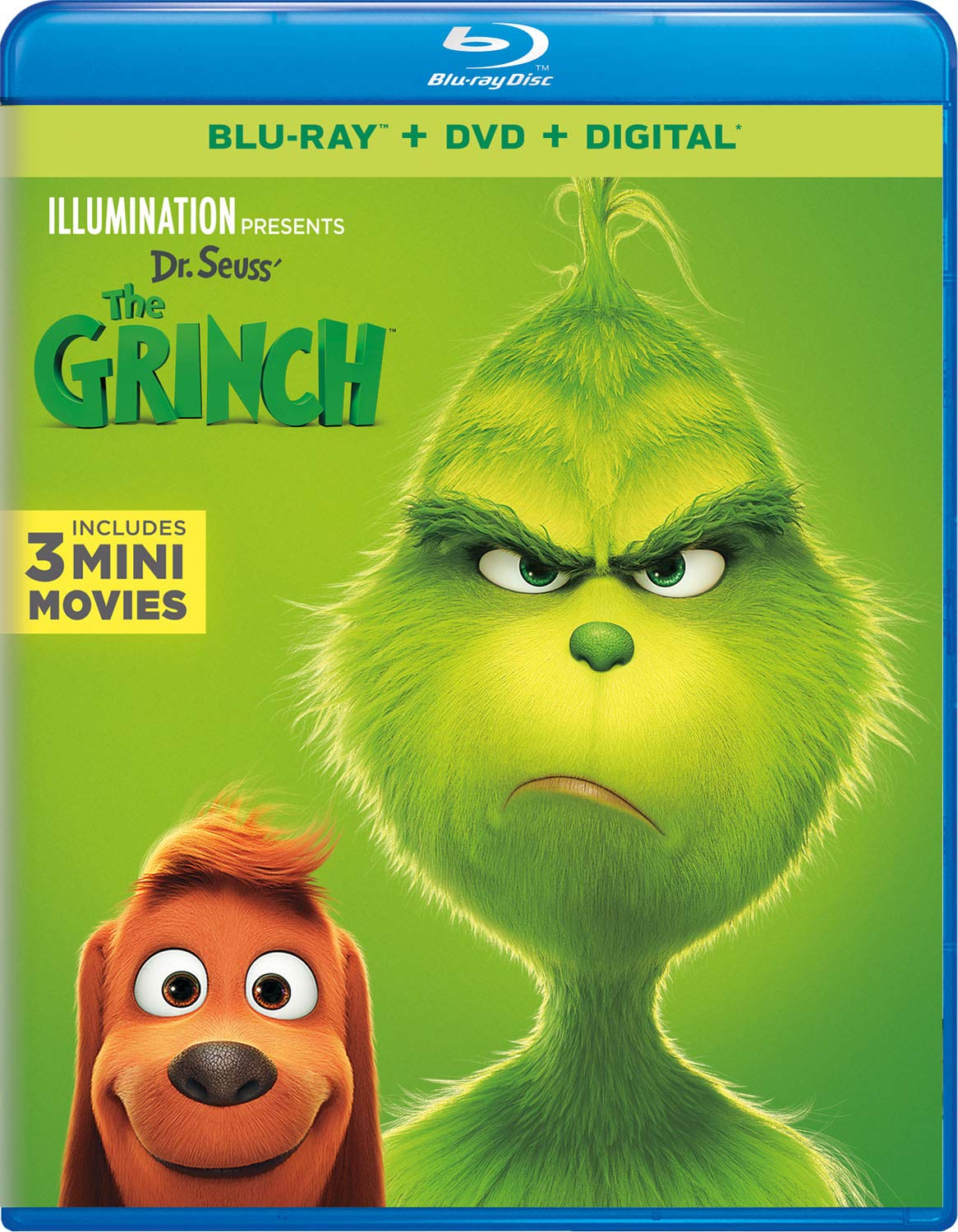 Download The Grinch 2018 2160p HDR 5 1 x265 10bit-PhunPsyz