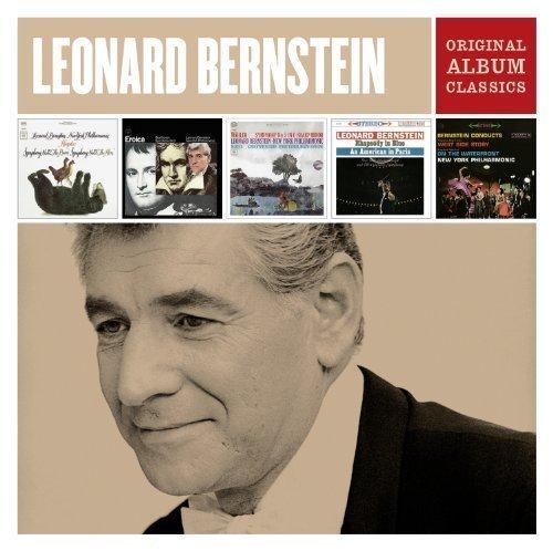 Leonard Bernstein - Original Album Classics (2013) FLAC