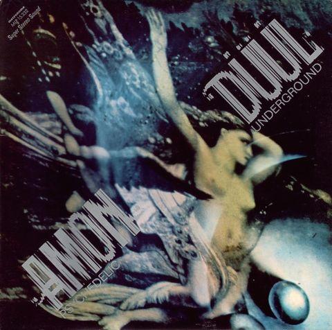 Amon Duul - Psychedelic Underground [Vinyl-Rip] (1969) FLAC