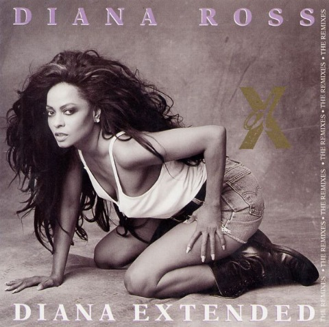 Diana Ross - Diana Extended: The Remixes (1994) FLAC