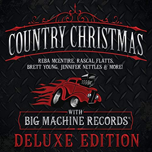 VA - Country Christmas With Big Machine Records (Deluxe Edition) (2018) FLAC
