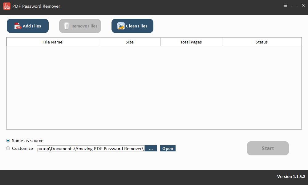 Resultado de imagen de Amazing PDF Password Remover