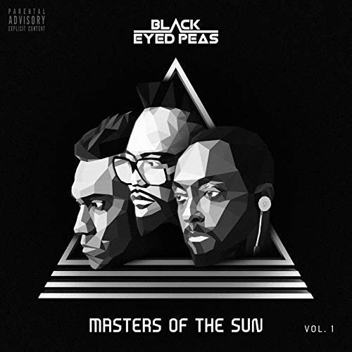 The Black Eyed Peas - Masters Of The Sun Vol. 1 (2018) [CD-FLAC]