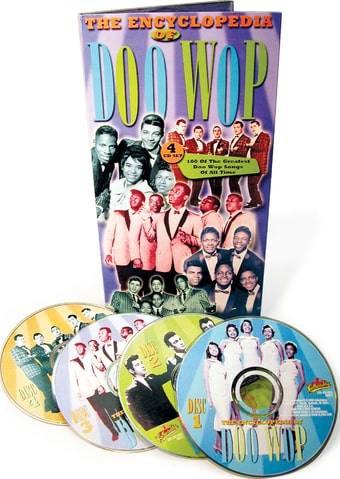 VA - The Encyclopedia Of Doo Wop: Box Set 4CDs (2000)