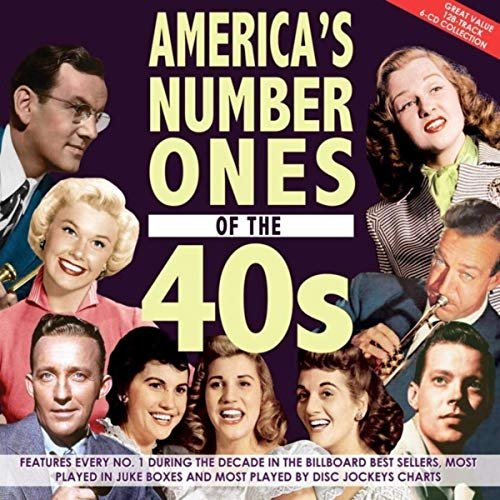 Various - America.s No. 1.s Of The .40s (2019) MP3