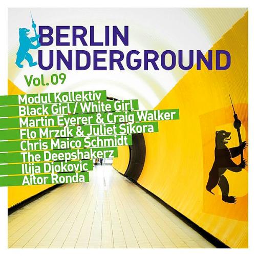VA - Berlin Underground Vol.9 (2019) MP3