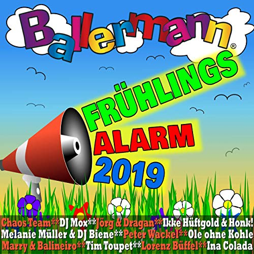 Ballermann Frühlingsalarm 2019 (2019) Mp3