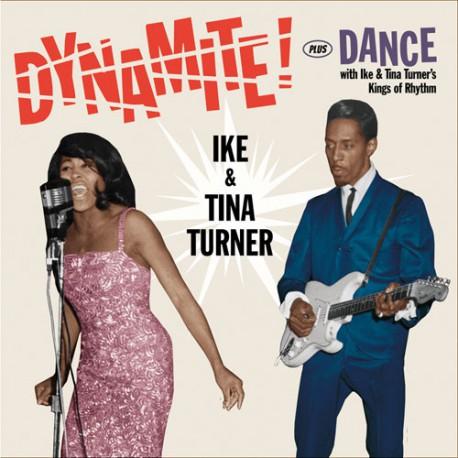Ike and Tina Turner - Dynamite Plus Dance (Remastered, 2018)