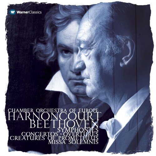 Nikolaus Harnoncourt - The Complete Beethoven Recordings (2011)