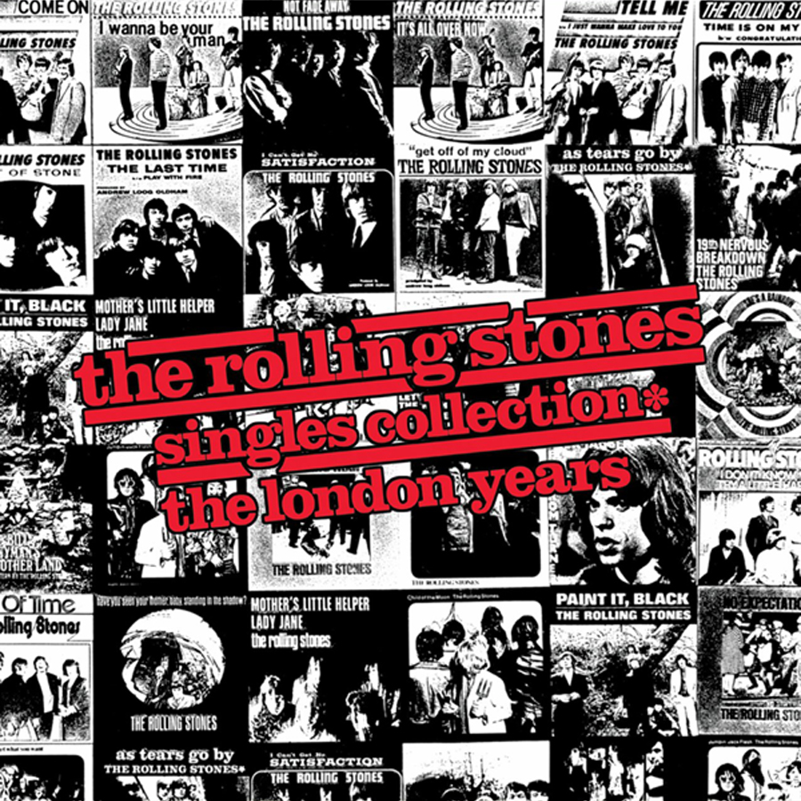 Download The Rolling Stones - The Rolling Stones Singles Collection