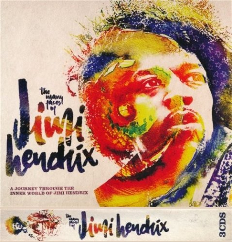 VA - The Many Faces Of Jimi Hendrix: A Journey Through The Inner World Of Jimi Hendrix (2017)