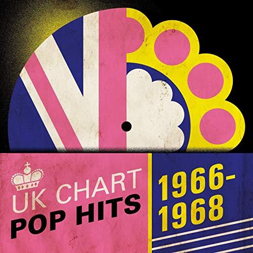 VA - UK Chart Pop Hits 1966-1968 (2019) Mp3 / Flac