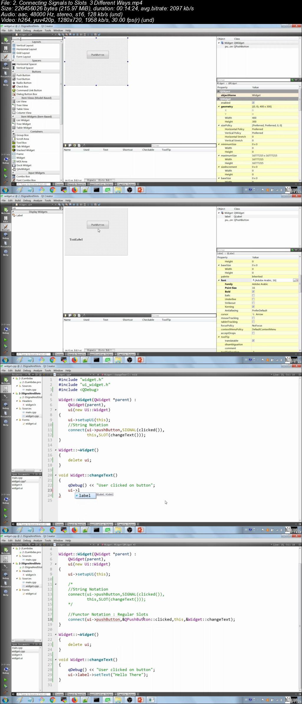 Download Qt 5 C++ GUI Development For Beginners The Fundamentals