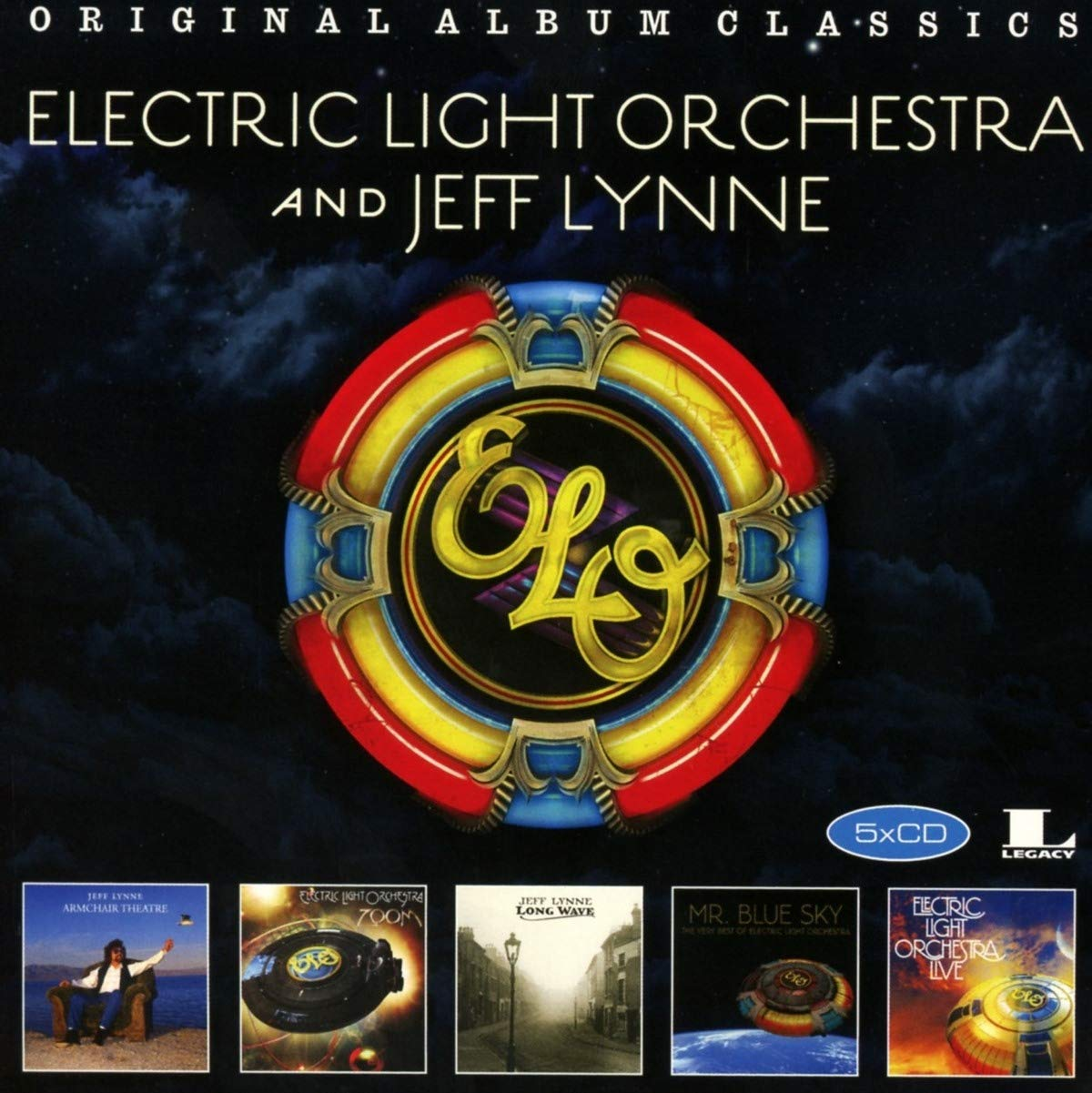 Download Electric Light Orchestra & Jeff Lynne - Original