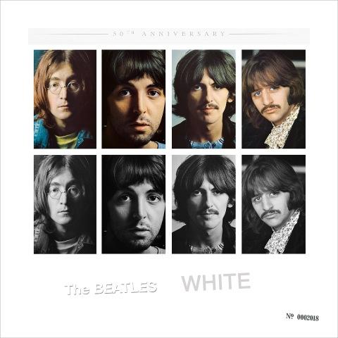 The Beatles - The Beatles: The White Album [50th Anniversary, Virtual Surround] (1968/2018) FLAC