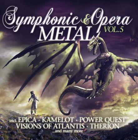 VA - Symphonic & Opera Metal Vol.5 (2019) FLAC/MP3