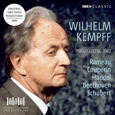 Wilhelm Kempff, Rameau, Couperin, Händel, Beethoven, Schubert - Piano Recital 1962 (2019) Mp3