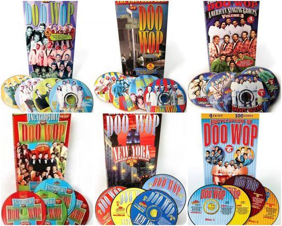 VA - The Encyclopedia Of Doo Wop (Vols 1 - 6) (24 Cds) - 2000 - 2007, MP3