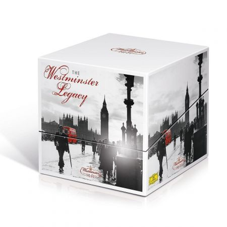 VA - The Westminster Legacy. Collector.s Edition (40 CD) - 2014 (Part 1) MP3