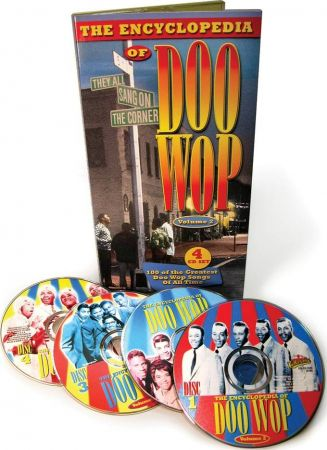 VA - The Encyclopedia Of Doo Wop Vol.2: Box Set 4CDs (2001)